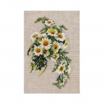 Cross-Stitch Kit Bouquet of Camomiles Art.582 / Riolis