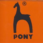 Perusmittaiset sukkapuikot, 20 cm, Pony