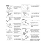 Circular Sewing Attachment for Janome and Elna, #202135007