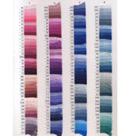 Anchor mouline, cotton floss, Color Palette No.5