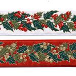 Pael jõuluvanikuga Art.220PG laiusega 5cm