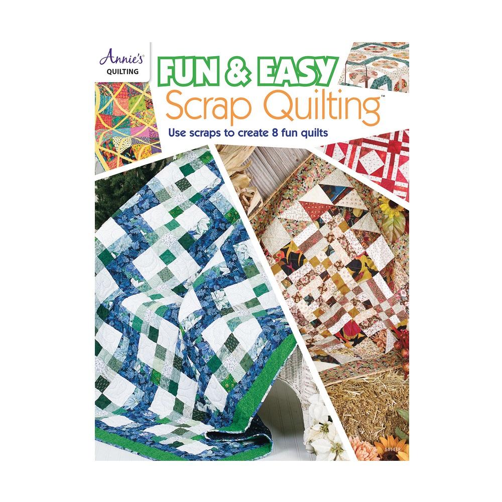 "Raamat ""Fun & Easy Scrap Quilting"""