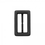 Пластиковая пряжка удавка 72x45 мм, для ремни шириной 50 мм