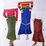 Pikk teksaseelik tüdrukutele ja naistele Art.55563