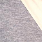Paks, veniv, säbrulise mustriga, kuldläikega, lükotselli sisaldav kangas 110cm