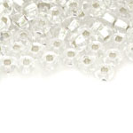 Czech Preciosa Rocaille (Seed) Beads, 3/0 (5,3-5.8mm)