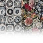 tapestry fabrics, jaquard Fabrics