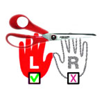 Scissors for Left Hand, Lefties