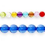 Round Acrylic Beads
