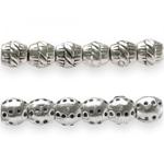 Pandora Style Metal Beads