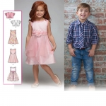 Sewing Patterns, Paches for Children Wear