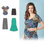 Sewing Patterns, Paches for Maternity Wear