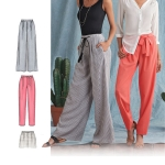 Sewing Patterns, Paches for Women Pants