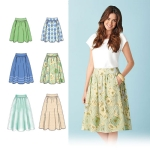Sewing Patterns, Paches for Skirts