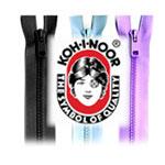 Пластиковые, тракторные или литые молнии, Koh-I-Noor