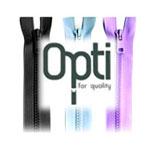 Пластиковые, тракторные или литые молнии OPTI