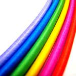 Круглый эластичный шнур