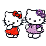 Hello Kitty Patches