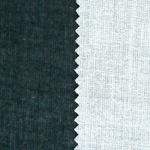 Cotton base interlinings