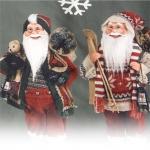Jõulumotiividega kangad