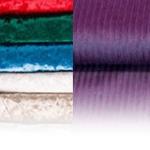 Velour, Velvet, Rib Velvet, Corded Velvet Fabric