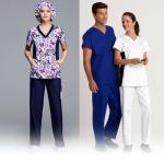 Рабочая одежда, туники, блузки, брюки