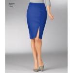 Naiste seelikud ja püksid, suurused: Simplicity Pattern #1559