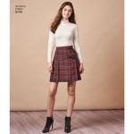 Naiste hõlmikseelikud, Simplicity Pattern #8746