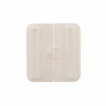 Plastic buckle, 63x60 mm for belt width 50 mm
