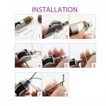 Naha õmblemise tööriist, õmblusnaaskel KL1690