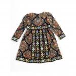Girls` Dresses, Kwik Sew K0156