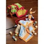 Cozy Comforts, Kwik Sew K0111
