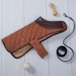 Koerte mantlid, suurused: S-M-L, Simplicity Pattern #S8967