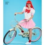 Effy Sews Cosplay –Naiste kostüüm, Simplicity Pattern #8160