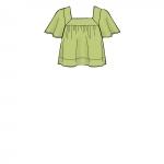 Naiste kleit, topid, ja püksid, Simplicity Pattern #S8926
