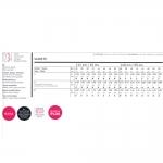 varietee, Suurustele (Eur Sizes) 36-50 / Variete / Burda 2529