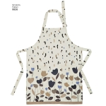 Child`s and Misses` Aprons, Sizes: A (S - L / S - L), Simplicity Pattern #8826