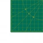 Pööratav, isetasanduva pinnaga (lõike)matt, 12` x 12` (30cm × 30cm) OLFA (Japan) RM-12S