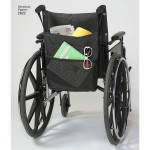 Wheelchair and zimmer frame accessories and holdalls, Simplicity Pattern #2822
