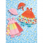 Babies Dress, Panties and Hat, Kwik Sew K0168