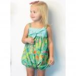 Toddlers` Rompers, Kwik Sew K0174