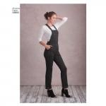 Naiste trikoo-kombinesoonid, Simplicity Pattern #S 8855