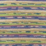 Fortissima Color Sock Yarn, Schoeller+Stahl (Germany) Fortissima Socka Mexico Color, näidis on kootud varrastega Nr.2,5.