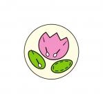 Nuppineulat pienilla lasinupeilla, aplikointi-nuppineulat; 150 kpl, 20 mm x 0,6 mm, Clover (Jaapan), 231