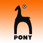 Kevytmetallista neulepuikot, 30 cm, tuottaja: Pony