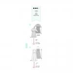 Платье Nr.44-54, Burda Style Nr.6487