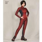 Naiste trikoo ja kootud kombinesoon ja trikoo, Simplicity Pattern #8286