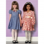 Girls` Dresses, Kwik Sew K0190