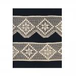 Cotton (Crochet) Lace Art.5752, 8,5cm
