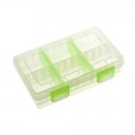 6 Compartment Adjustable Storage box 15,5 x 9 x 4 cm, Beadalon JA-BOX4